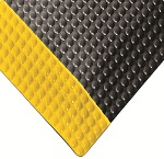 black-yellow color swatch