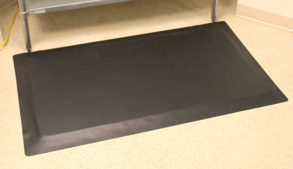 photo of multi-flex antifatigue mat