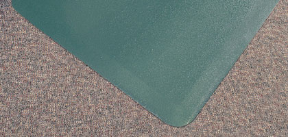 photo of rhino hide mat