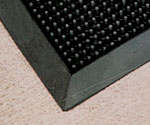 photo of Finger Tip entrance mat