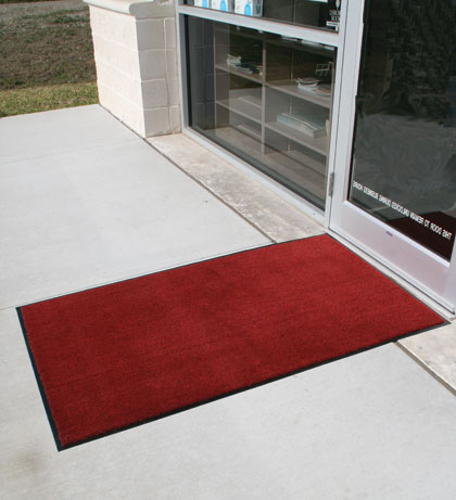 photo of poly-olefin carpet entrance mat
