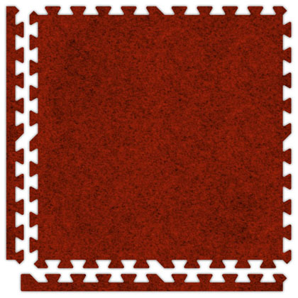 photo of SoftCarpets tiles