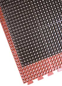 close-up photo of Cushion-Tred mat