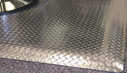 photo of platinum sport salon mat