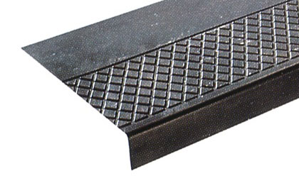 photo of rubber stair tread