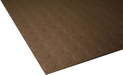 close-up photo of landing tile patter